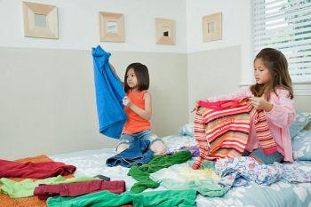 روشی برای پرورش کودک منظم و تمیز