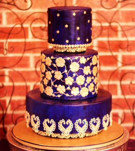 مدل های زیبای کیک عروسی-سری اول