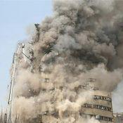 درباره جزئیات حادثه فروریختن ساختمان پلاسکو