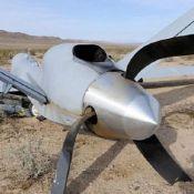 منهدم شدن پهپاد جاسوسی عربستان توسط پدافند هوایی ارتش