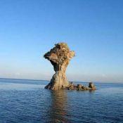 افزایش سی و هفت سانتی تراز سطح آب دریاچه ارومیه
